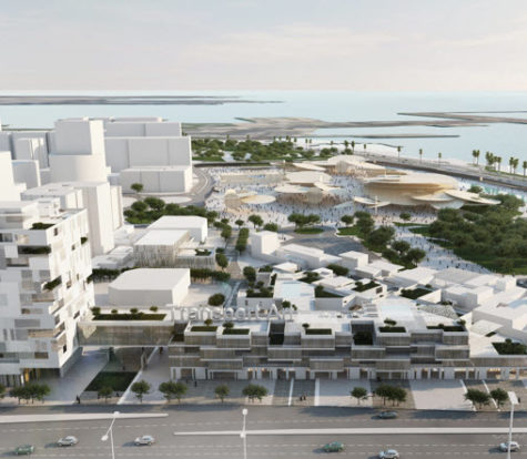 Traffic Impact Study for Qatar National Museum - Transit Oriented Development, Doha