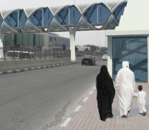 Road Safety Audit for Qatar Pedestrian Crossing Master Plan