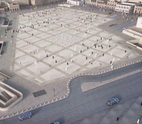 Traffic Impact Study for Souq Wakif Car Park, Doha