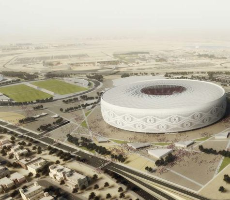 Road Safety Audit for Al Thumama Stadium, Doha