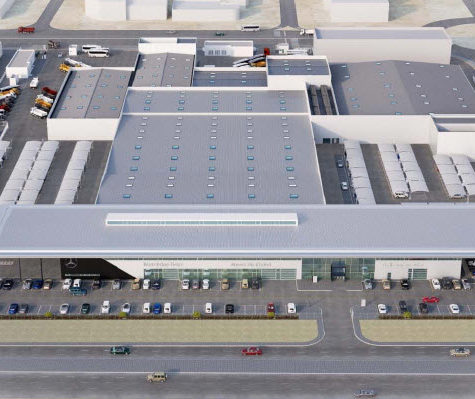 Traffic Impact Study for Mercedes-Benz Service Centre Refurbishment, Industrial Area