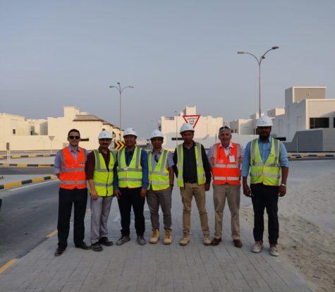 Road Safety Audit on Diyar Al-Muharraq Island