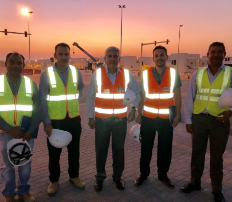 RSA Stage 3: for Primary Infrastructure Project Aloyoun (Habitat), in Bahrain