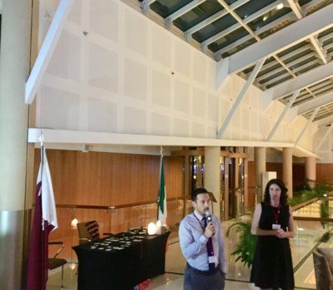 Enterprise Ireland Event in Doha, Qatar