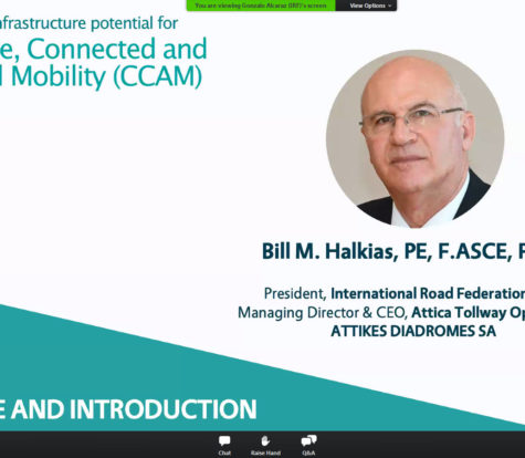 Unleashing Road Infrastructure Potential for Cooperative, Connected and Automated Mobily (CCAM)