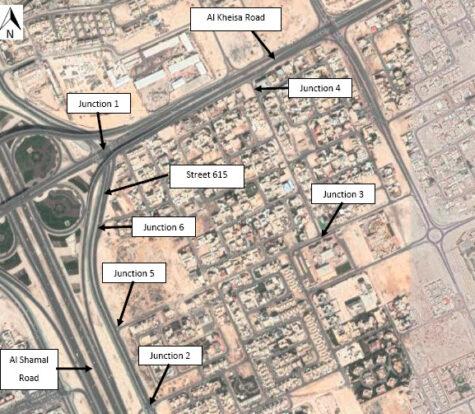 Traffic Impact Assessment on Al Khiesa Road