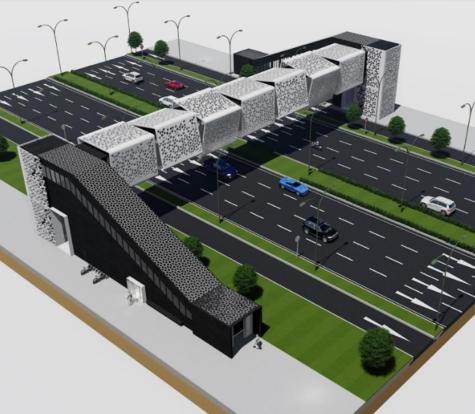 Road Safety Audit for Pedestrian Bridges